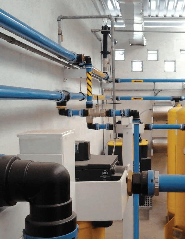 Smart Pipe Installation