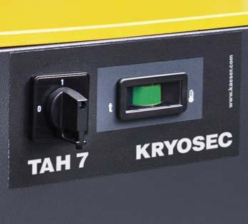 Kyrosec compressor
